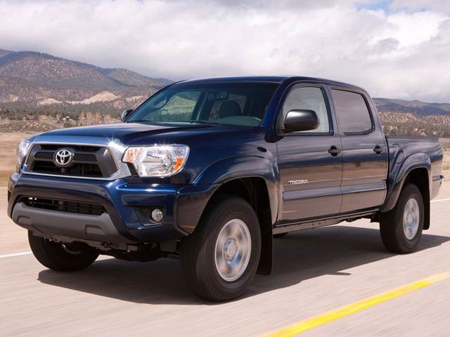 2015 Toyota Tacoma Double Cab | Pricing, Ratings, Expert
