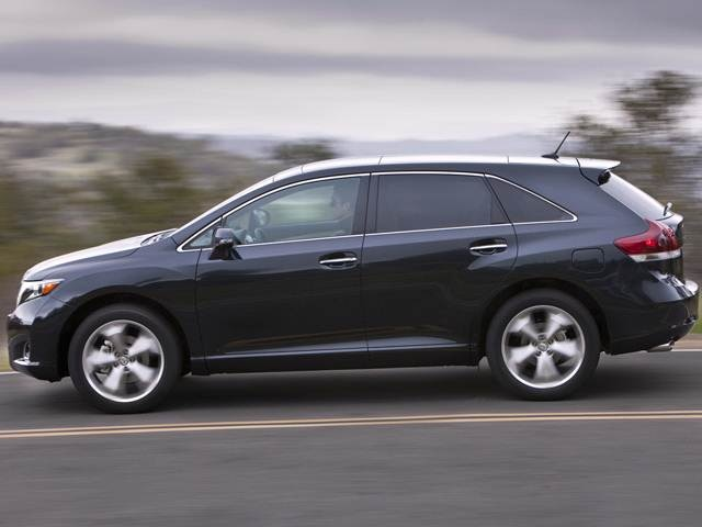 2015 Toyota Venza Pricing Ratings Expert Review Kelley Blue Book