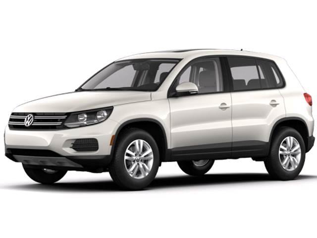 2015 Volkswagen Tiguan Pricing Reviews Ratings Kelley