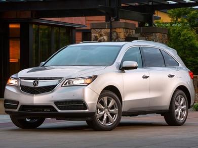 Acura Suv 2016 >> 2016 Acura Mdx Pricing Ratings Expert Review Kelley Blue Book