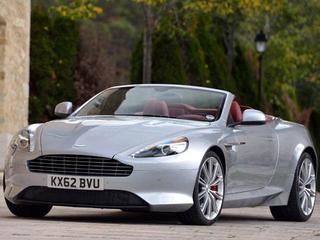 Used 2016 Aston Martin Db9 Gt Volante Convertible 2d Prices Kelley Blue Book