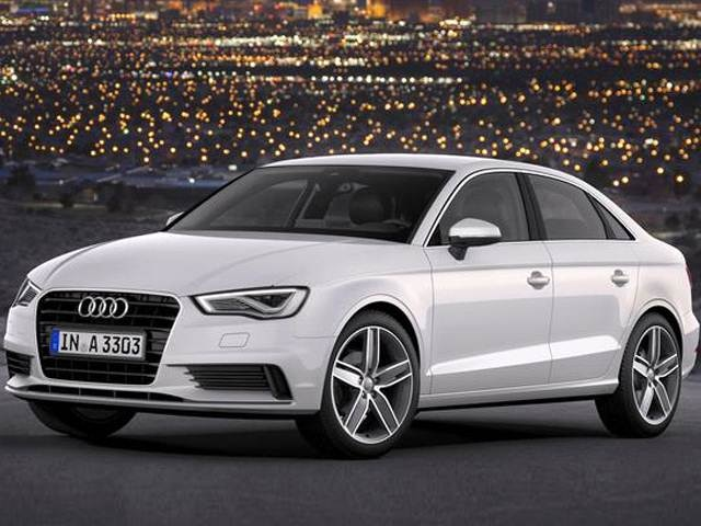2016 Audi A3 | Pricing, Ratings, Expert Review | Kelley Blue