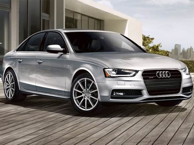 2016 Audi A4 | Pricing, Ratings, Expert Review | Kelley Blue