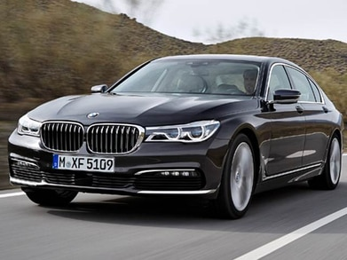 2016 BMW 7 Series | Pricing, Ratings, Expert Review | Kelley
