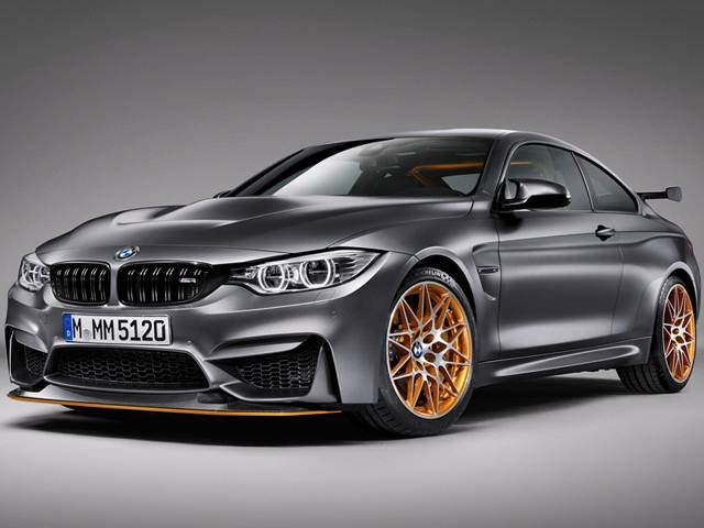 Used 2016 BMW M4 GTS Coupe 2D Pricing