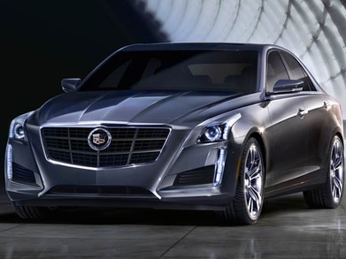 2016 Cadillac CTS | Pricing, Ratings, Expert Review | Kelley Blue Book
