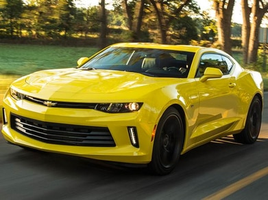 2016 Chevrolet Camaro Coupe Configurations >> 2016 Chevrolet Camaro Pricing Reviews Ratings Kelley