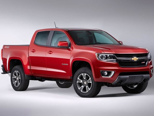 2016 Chevrolet Colorado Crew Cab | Pricing, Ratings, Expert