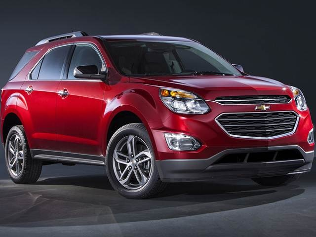 2016 Chevrolet Equinox Pricing Reviews Ratings Kelley