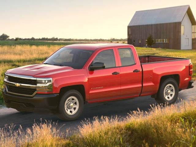2016 Chevrolet Silverado 1500 Double Cab | Pricing, Ratings, Expert