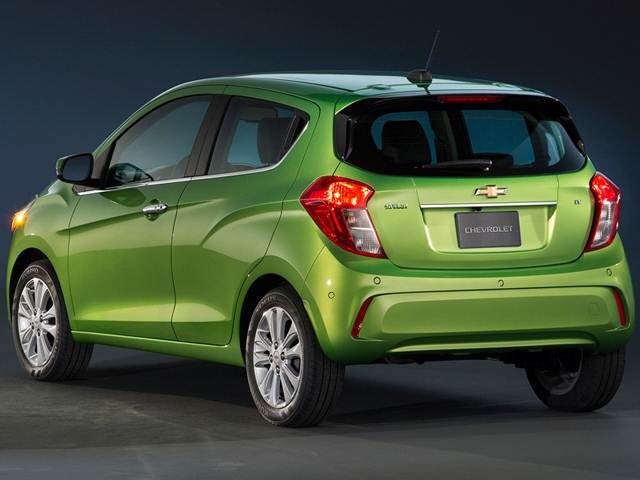 2016 Chevrolet Spark Pricing Ratings Expert Review Kelley Blue Book