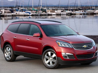 Used Chevy Traverse >> 2016 Chevrolet Traverse Pricing Ratings Expert Review Kelley