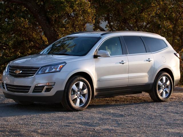 2016 Chevrolet Traverse Pricing Ratings Expert Review