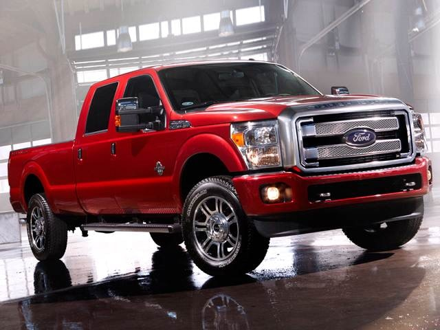 2016 Ford F250 >> 2016 Ford F250 Super Duty Crew Cab Pricing Ratings Expert Review