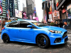 Used 2016 Ford Focus Rs Hatchback 4d Prices Kelley Blue Book