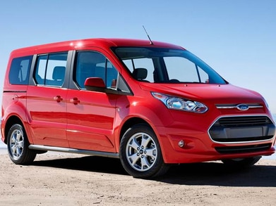 2016 Ford Transit Connect Passenger Pricing Ratings Expert