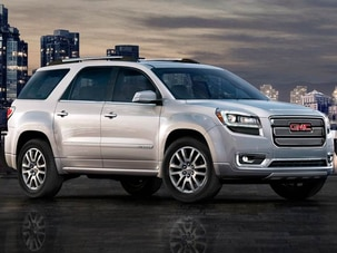 Used 2016 Gmc Acadia Denali Sport Utility 4d Prices Kelley Blue Book