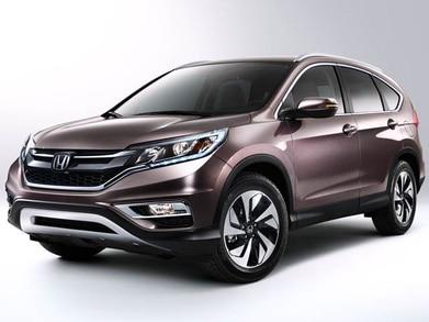 Used Honda Crv >> 2016 Honda Cr V Pricing Ratings Expert Review Kelley Blue Book
