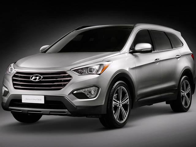 2016 Hyundai Santa Fe   Pricing, Ratings, Expert Review