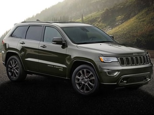 Used 2016 Jeep Grand Cherokee 75th Anniversary Edition Sport Utility 4d Prices Kelley Blue Book