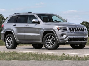 Used 2016 Jeep Grand Cherokee Overland Sport Utility 4d Prices Kelley Blue Book