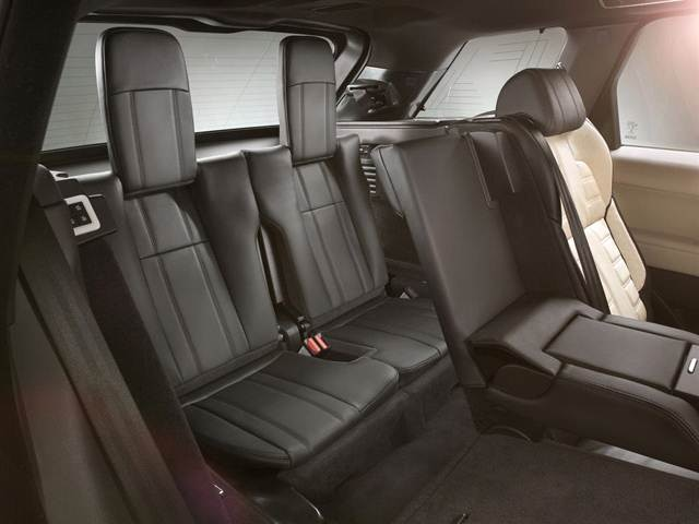 Used 2016 Land Rover Range Rover Sport Values Cars For Sale Kelley Blue Book