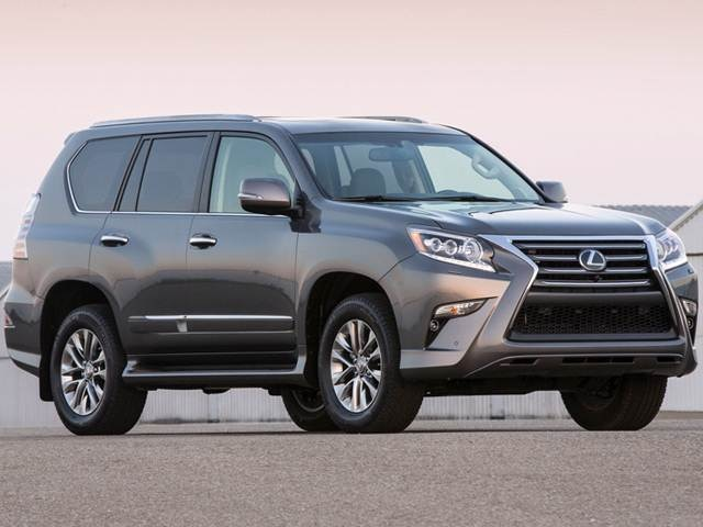 2016 Lexus GX | Pricing, Ratings, Expert Review | Kelley