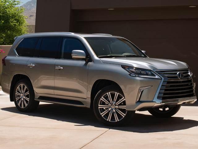Used Lexus Suv >> 2016 Lexus Lx Pricing Ratings Expert Review Kelley Blue Book