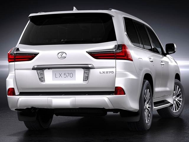 Used 2016 Lexus LX Values & Cars for Sale | Kelley Blue Book
