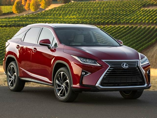 2016 Lexus Rx Pricing Reviews Ratings Kelley Blue Book