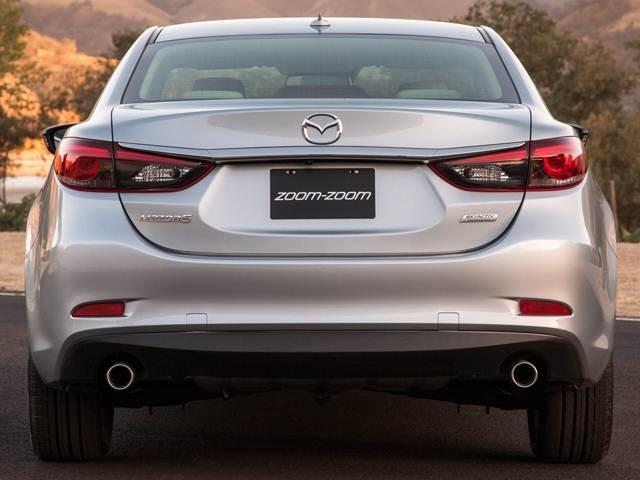 2016 Mazda Mazda6 Values Cars For Sale Kelley Blue Book