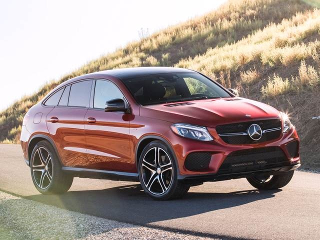Used 2016 Mercedes Benz Gle Coupe