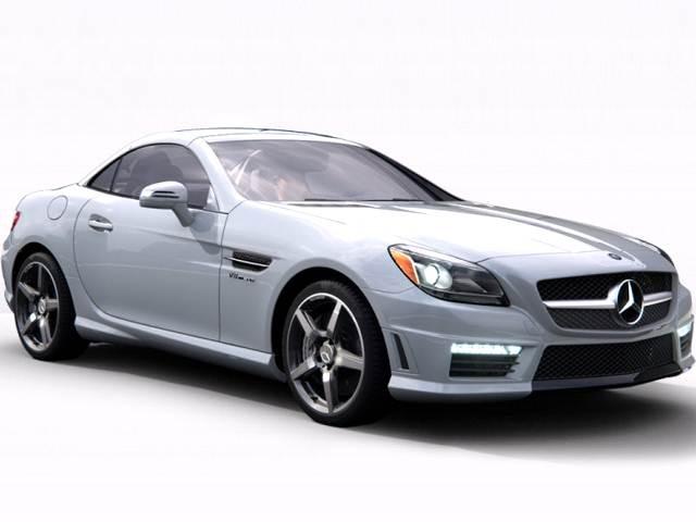 2016 Mercedes-Benz Mercedes-AMG SLK