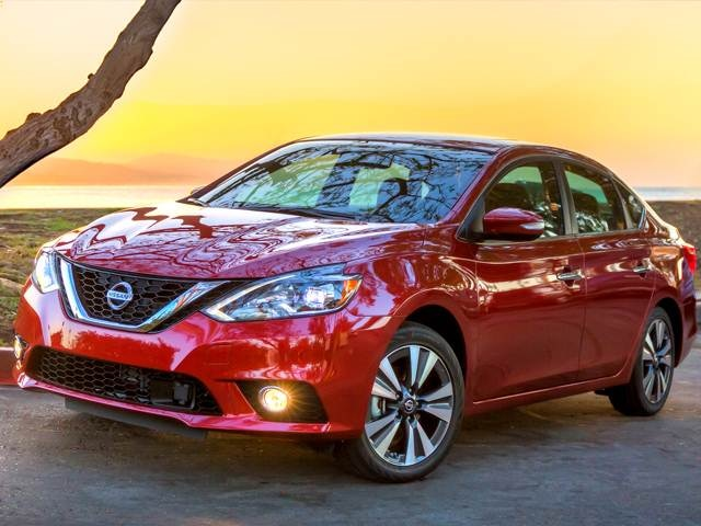2013 Nissan Sentra Owners Manual >> 2016 Nissan Sentra Pricing Reviews Ratings Kelley Blue Book