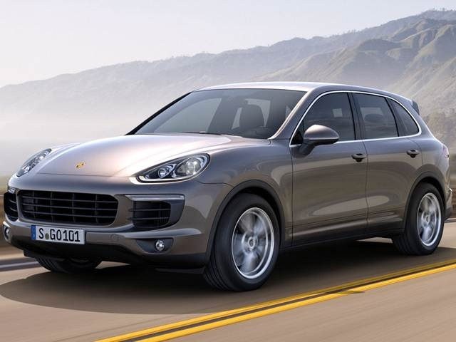 2016 Porsche Cayenne Pricing Reviews Ratings Kelley