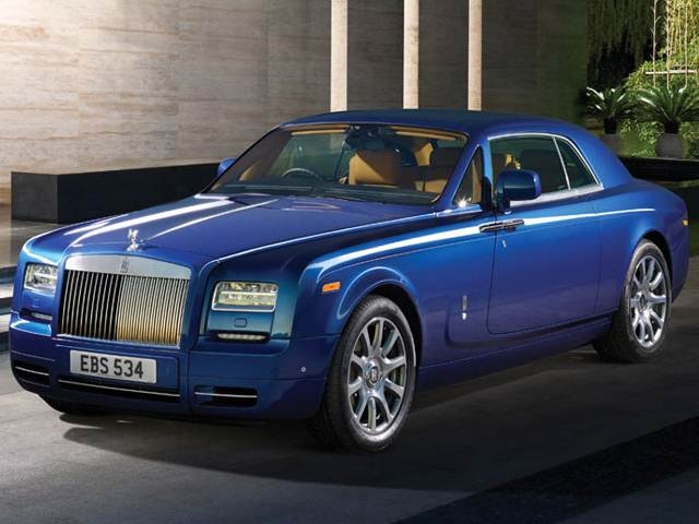 Used 2016 Rolls-Royce Phantom Coupe 2D Prices | Kelley ...