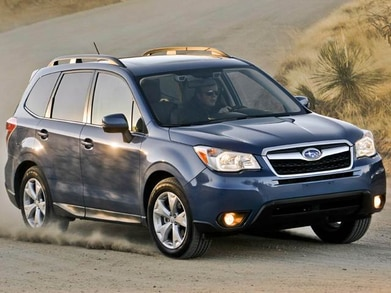 2016 Subaru Forester | Pricing, Ratings, Expert Review
