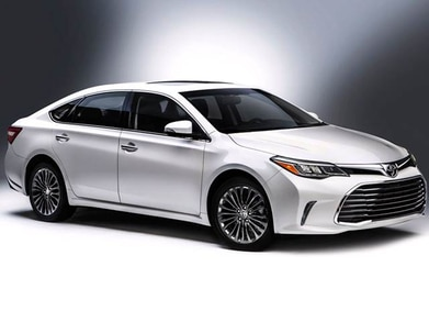 2016 Toyota Avalon | Pricing, Ratings, Expert Review | Kelley Blue Book