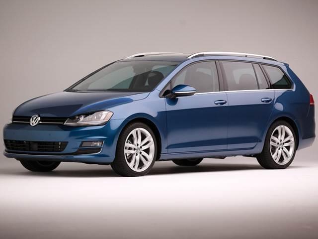 VW Golf Sportwagen >> 2016 Volkswagen Golf Sportwagen Pricing Reviews Ratings