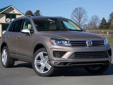 2016 Volkswagen Touareg | Pricing, Ratings, Expert Review