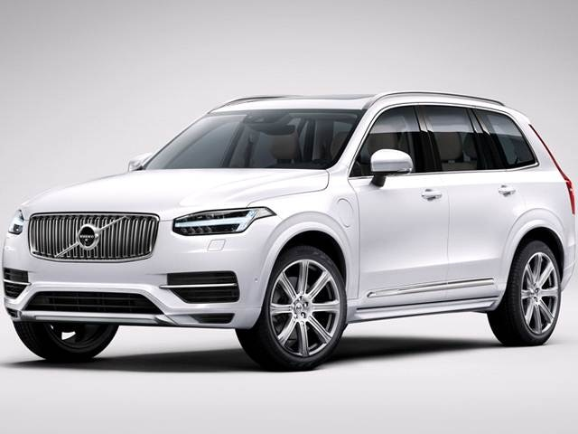Volvo Suv Used >> 2016 Volvo Xc90 Pricing Reviews Ratings Kelley Blue Book