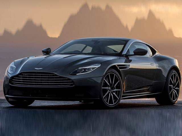 Used 2017 Aston Martin Db11 Launch Edition Coupe 2d Prices Kelley Blue Book