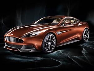 2017 Aston Martin Vanquish Values Cars For Sale Kelley Blue Book