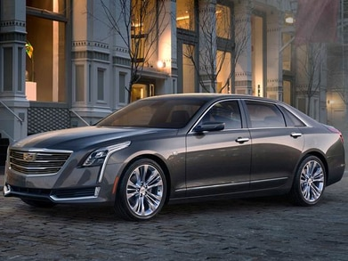 Is Cadillac A Foreign Car >> 2017 Cadillac Ct6 Pricing Ratings Expert Review Kelley Blue Book