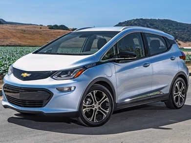 2018 Chevy Bolt EV: Changes, Mileage, Price >> 2017 Chevrolet Bolt Ev Pricing Ratings Expert Review Kelley