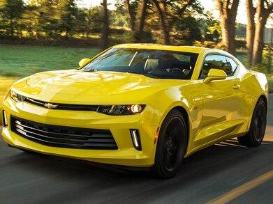 2017 Chevrolet Camaro | Pricing, Ratings, Expert Review
