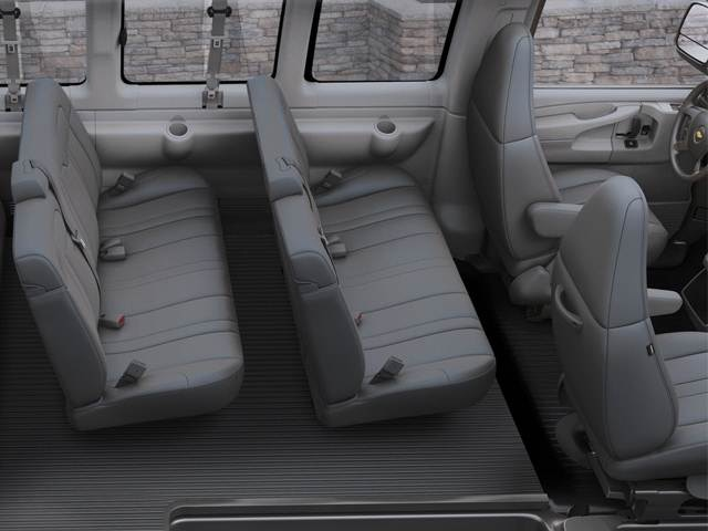 2017 Chevrolet Express 3500 Passenger | Pricing, Ratings