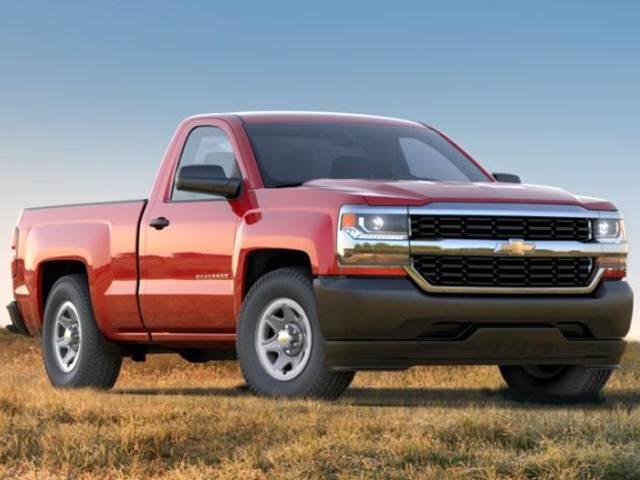 2017 Chevrolet Silverado 1500 Pricing Reviews Ratings