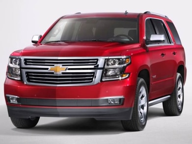 2017 Chevrolet Tahoe | Pricing, Ratings, Expert Review