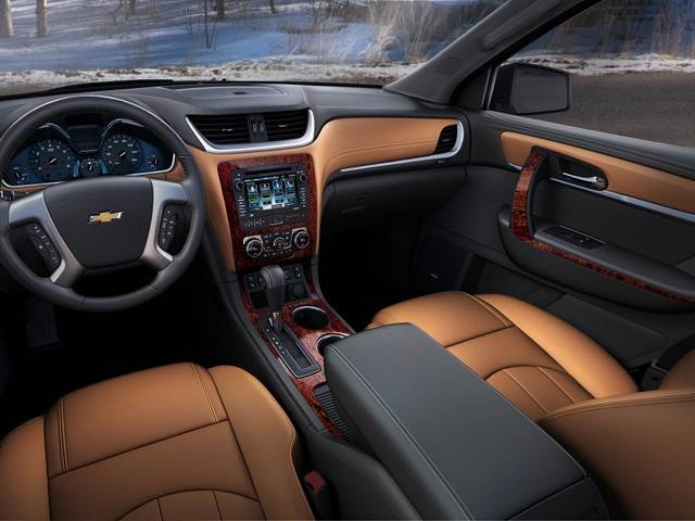 2017 Chevrolet Traverse Values Cars For Sale Kelley Blue Book